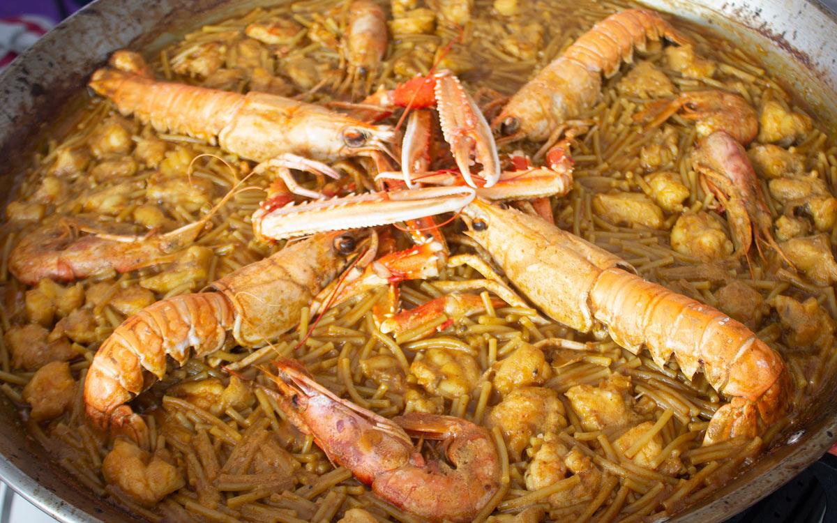 Reserva en el Restaurante La Granja
